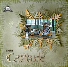 Couture Creations: Catitude by Cindy Porter