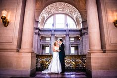 San Francisco City Hall Wedding | RedSphere Photography
