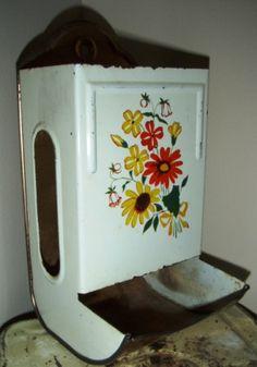 vintage housewares  RETRO hot 1950's MATCH by CndnPrairieAntiques, $22.00