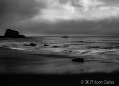 Davenport. No. 3. #bnw #landscape #blackandwhite #bnwlandscape #monochrome #davenport #ocean #sea  #clouds #ocean #sea #centralcoast #california #montereybay #santacruz #bnwminimalismmag #only_bnw_nature #bnw_focus_on #montereybaylocals - posted by Scott C https://www.instagram.com/secarles - See more of Monterey Bay at http://montereybaylocals.com