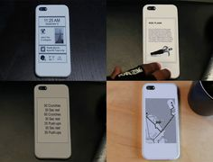 popSLATE – o carcasa cu ecran incorporat pentru iPhone 5 (Video)