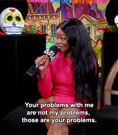 Aquarius when someone has a problem with them...