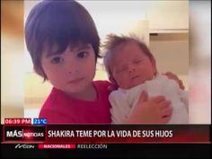 Shakira Dice Que Teme Por La Vida De Sus Hijos #Video
