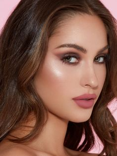 The Matte Liquid Lipstick has high intensity pigment for an instant bold matte lip. The extremely long wearing lipstick contains moisturizing ingredients for a comfortable, emollient. Beauty Makeup, Hair Makeup, Hair Beauty, Beauty Skin, Women's Beauty, Luxury Beauty, Men Makeup, Beauty Beast, Makeup Ideas