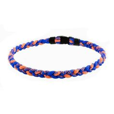 Ionic Titanium Sports Necklace Royal Blue & Orange, 20IN by Bryant's Team Sports. Save 80 Off!. $5.99. Ionic Sports Necklace works with your bodys energy system helping to regulate and balance the flow of energy throughout your body. Proper energy balance helps to alleviate discomfort, speed recovery, and counteract fatigue. Athletes find that they tire less easily and recover faster from intense physical activity. Further benefits of Ionic Sports Necklace are more relaxed muscles leading…