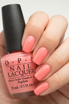 OPI NL N57 Got Myself into a Jam-balaya | New Orleans collection | Spring Summer 2016