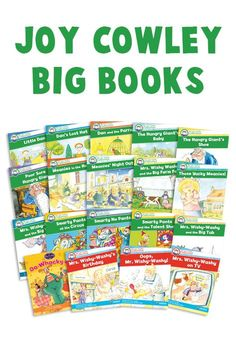 These books are great for shared reading and for introducing even the youngest children to the magic of Joy Cowley's signature humor! Featuring classic characters, playful language, and engaging illustrations, these Big Books can be used to read to childr Guided Reading Levels, Teacher Resources, Classroom Resources, Big Books, Shared Reading, Author Studies, First Grade Classroom, Writer Workshop, Read Aloud