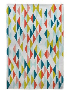 Allyson Johnson Floral Stripes And Arrows Woven Rug