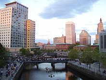 Providence, Rhode Island - I thought this was a gorgeous city