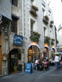 Balade à nantes - Ruelle dans vieux quartier - Vos plus belles photos de Nantes