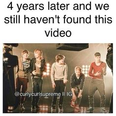 Where is the video! ?
