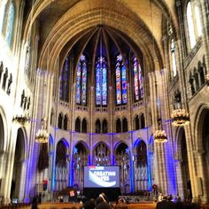 Now this is a location for TEDxHarlem!