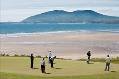 Renowned the world over for its exceptional golf, tee off on glorious greens on any number of great golf holidays along the Wild Atlantic Way. Golf Holidays, Local Activities, Golf Clubs, Ireland, Golf Courses, World, Travel, The World, Viajes