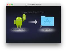 วิธีการเชื่อมต่อสมาร์ทโฟนหรือแท็บเล็ต Android กับ Mac ด้วย Android File Transfer