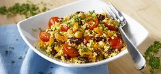 Cook with Campbells. Vegetarian Couscous