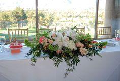 Apricot -  Bridal Table