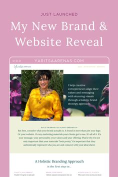 I'm so excited to share with you my new website! Here's a little behind the scenes of what changes I've made and why I made them. Change Me, You And I, Behind The Scenes, Product Launch, Branding, Website, News, Design, You And Me