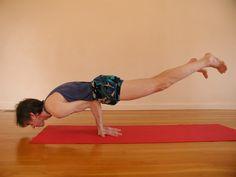 Simple Mayurasana » Yoga Pose Weekly