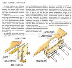 DIY Bench Vise - Workshop Solutions Projects, Tips and Tricks | WoodArchivist.com