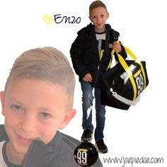 Enzo in #Bikkembergs http://www.joepiedoe.com/boys/winter-boys/winterjassen/bikkembergs-jas-zwart.html