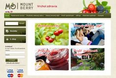 mountberry.sk Berries, Graphic Design, Berry Fruits, Berry, Visual Communication, Blackberry