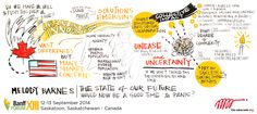 The State of Our Future: Would Now be a Good Time to Panic? Melody Barnes #BFCA14