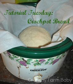 Crunchy Farm Baby: Search results for crockpot bread