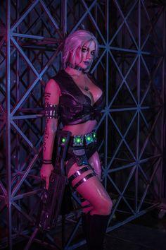 Cyberpunk Rpg, Cyberpunk Girl, Cyberpunk Aesthetic, Witcher Art, The Witcher, Game Character Design, Character Art, Le Joker Batman, Overwatch Wallpapers