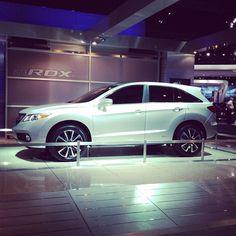 2013 Acura RDX.... Meet my new car (come February)