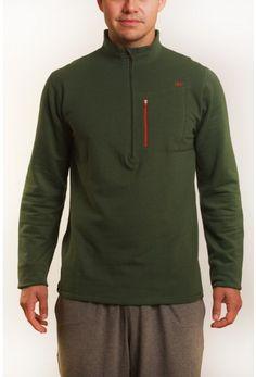 tasc Performance Men's Explorer Fleece 1/4 Zip
