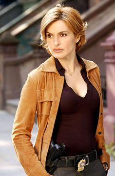 Olivia Benson from Law and Order: Special Victims Unit