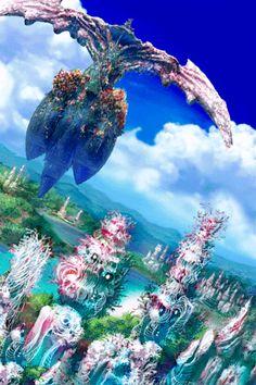 Chrono Cross - Terra Tower