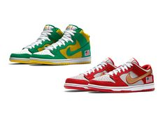 This Awesome Nike SB Dunk Collaboration Remembers The Epic 1990 World Series 3b3b8cb3a