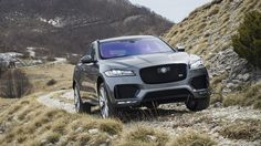 2017 Jaguar F-PACE S Wallpaper
