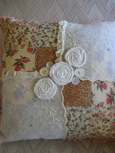 Something Special: French Pillows