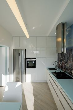 Apartment in Moscow by Shamsudin Kerimov 10