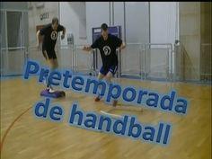 Preparación fisica balonmano femenino (dinamarca) - YouTube