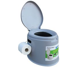 Kampa Khazi Portable Toilet   - Click to view a larger image