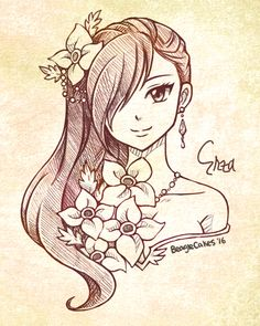 Erza She looks so beautiful (even though Erza is always beautiful)