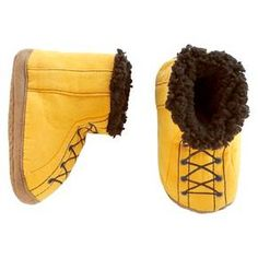 Boys' Work Boot Slipper - Circo™