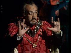 The Master (Roger Delgado) The Daemons