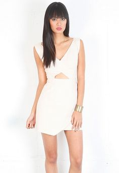Finders Keepers New Morning Dress in Ivory  $89