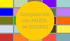 Cómo crear un collage con una foto y su paleta de colores   the little coccinelle