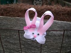 Easter Bunny Ribbon