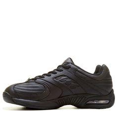 Dr. Scholl's Work Men's TX Cambridge Slip Resistant Work Shoes (Black) - 12.0 M