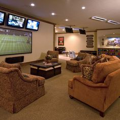 Man Cave Design Pictures Remodel Decor And Ideas