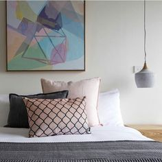 A regram from the stunning work from our lovely Client @kmode_stylist . We feel so fortunate to work with such clever talent. You make our cushions look Beautiful!  www.eadielifestyle.com.au #eadie_lifestyle #linencushions #featherfilledcushions #linenbedding #beautifulhomewares #velvetthrows #linenthrows #pastelobsession #aussiebrand #aussiecompany