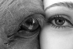 EYES ~horse woman~