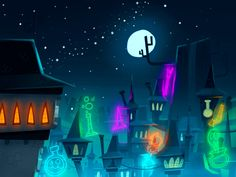 Abraca is a multiplayer platform/action game, developed by Ankama, What I've posted here is a few research from the pre-prod'. Bg Design, Cloud City, Digital Backgrounds, Animation Background, Visual Development, Nocturne, Decoration, Research, Game Art