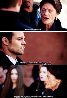 "#TheOriginals 2x16 ""Save My Soul"" - Elijah and Josephine"